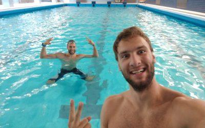 Plavání říjen 2018