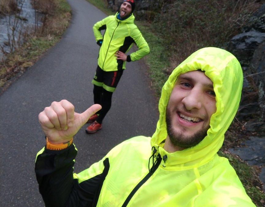 Běžecká příprava leden 2019