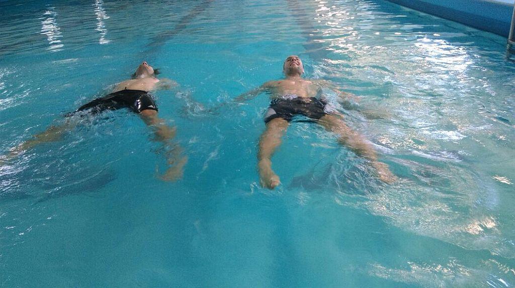Plavání listopad 2017