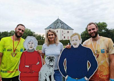 Běh pro nadaci O.Havlové 2021