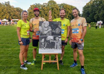 Běh pro nadaci Olgy Havlové