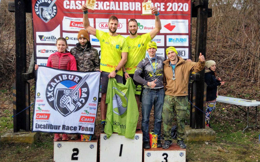 Excalibur race Mayrau 2020