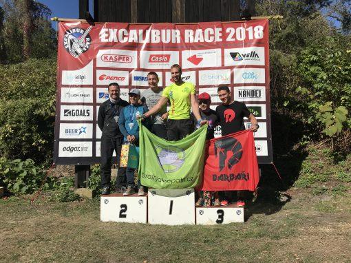 Excalibur race – Mayrau Hell