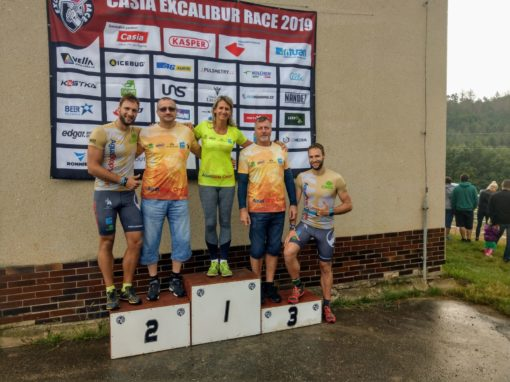 Excalibur race Vranov Hell+Sky 2019