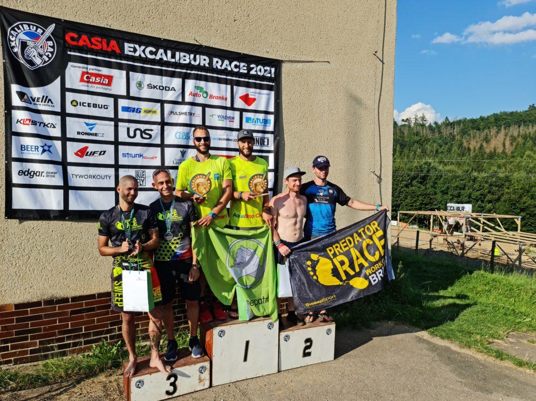 Excalibur race Vranov 2021