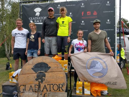 Gladiator race Holice 2019
