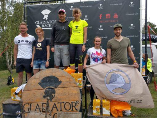 Gladiator race Holice 2019