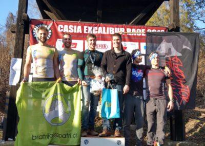 Winter Excalibur race Mayrau 2019