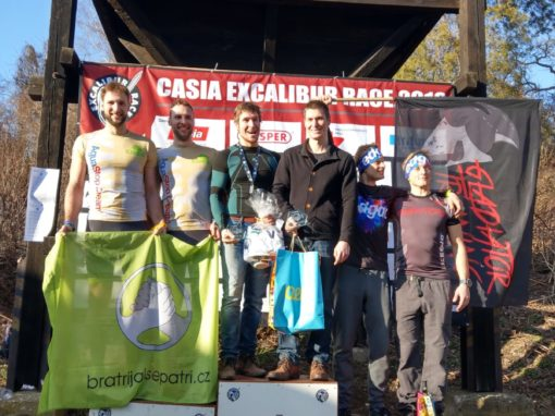 Winter Excalibur race Mayrau 2019