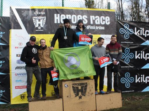 Winter Kilpi Heroes race 2019