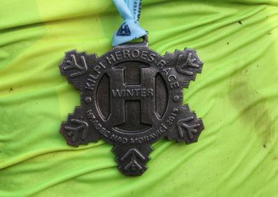 Winter medaile